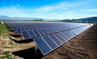 Energia Parque Solar em MS. Foto: Semagro