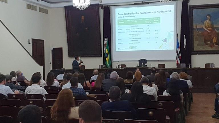 Sudene apresenta propostas e instrumentos a empresários do Maranhão