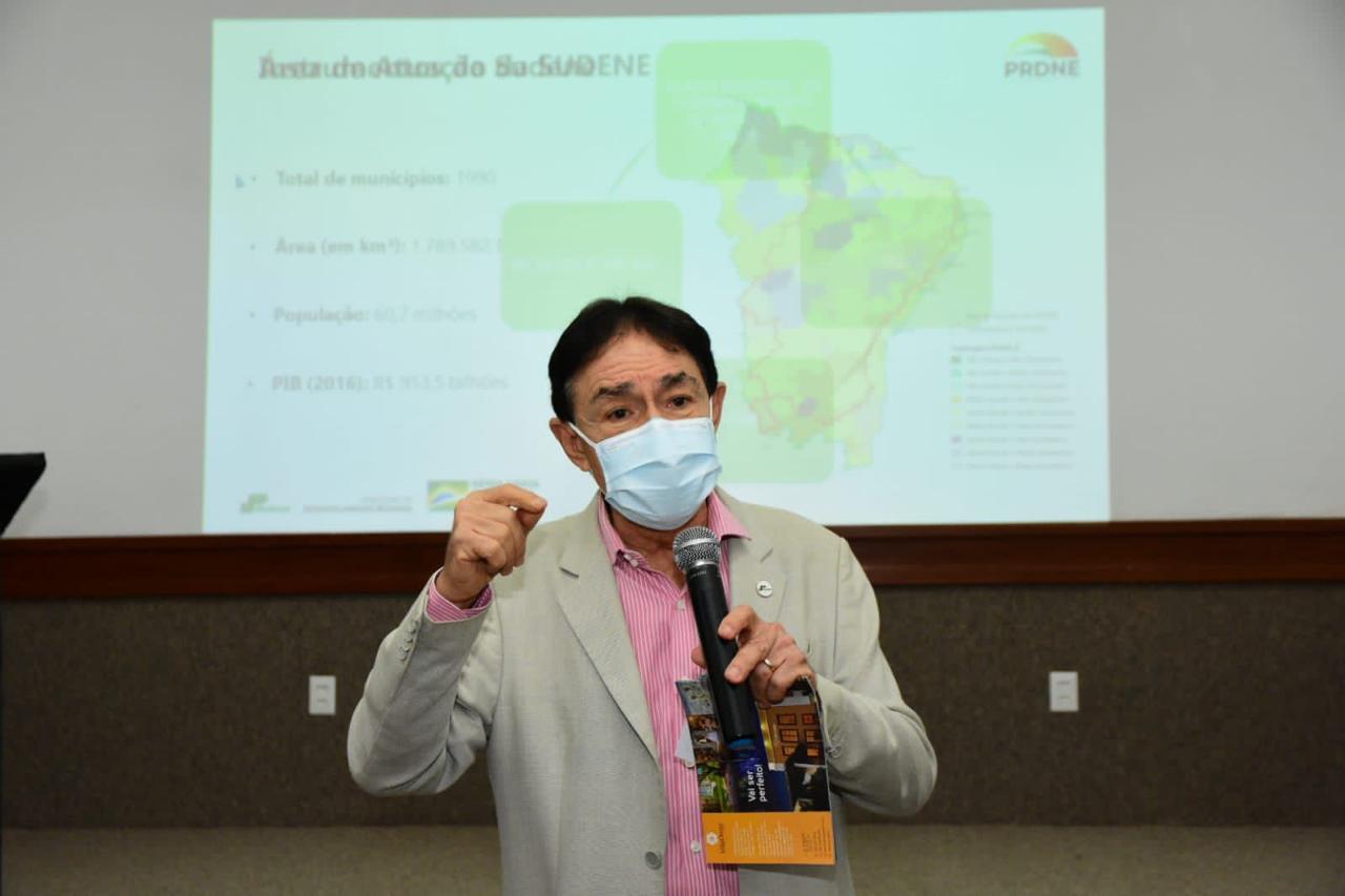 Convidada pela prefeitura do município, autarquia apresentou seus instrumentos de ação e ouviu demandas da classe empresarial local.