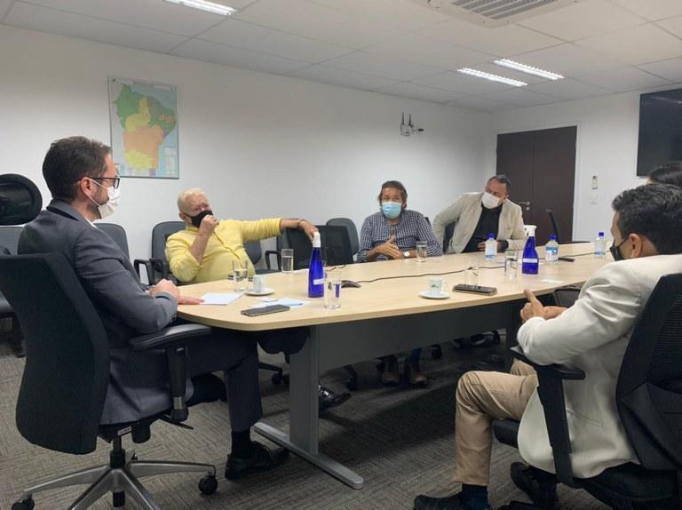 Projeto de segurança pública é retomado pela Sudene