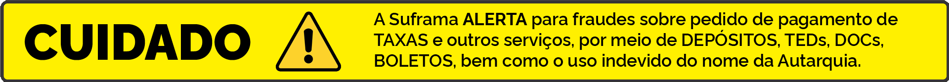 Banner de Alerta