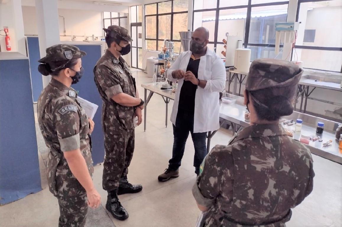 Cooperação entre as instituições pode contribuir com iniciativas do Exército na área de abrangência do Grupamento de Engenharia, que engloba os estados do Amazonas, Acre, Roraima, Rondônia e Pará.