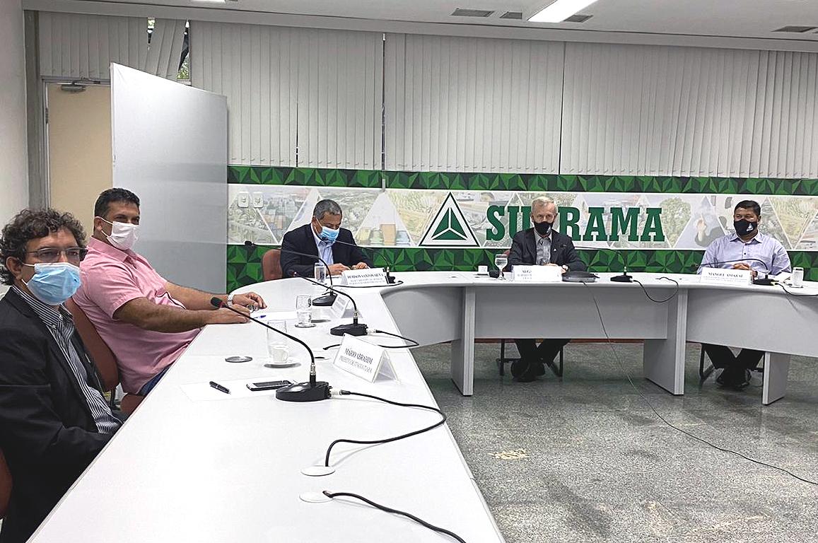 Município da região metropolitana de Manaus está com um plano de desenvolvimento regional sustentável sendo elaborado pelo laboratório de gestão territorial da Universidade Federal do Rio Grande do Norte.  A previsão é de que seja executado entre os anos de 2021 e 2024.