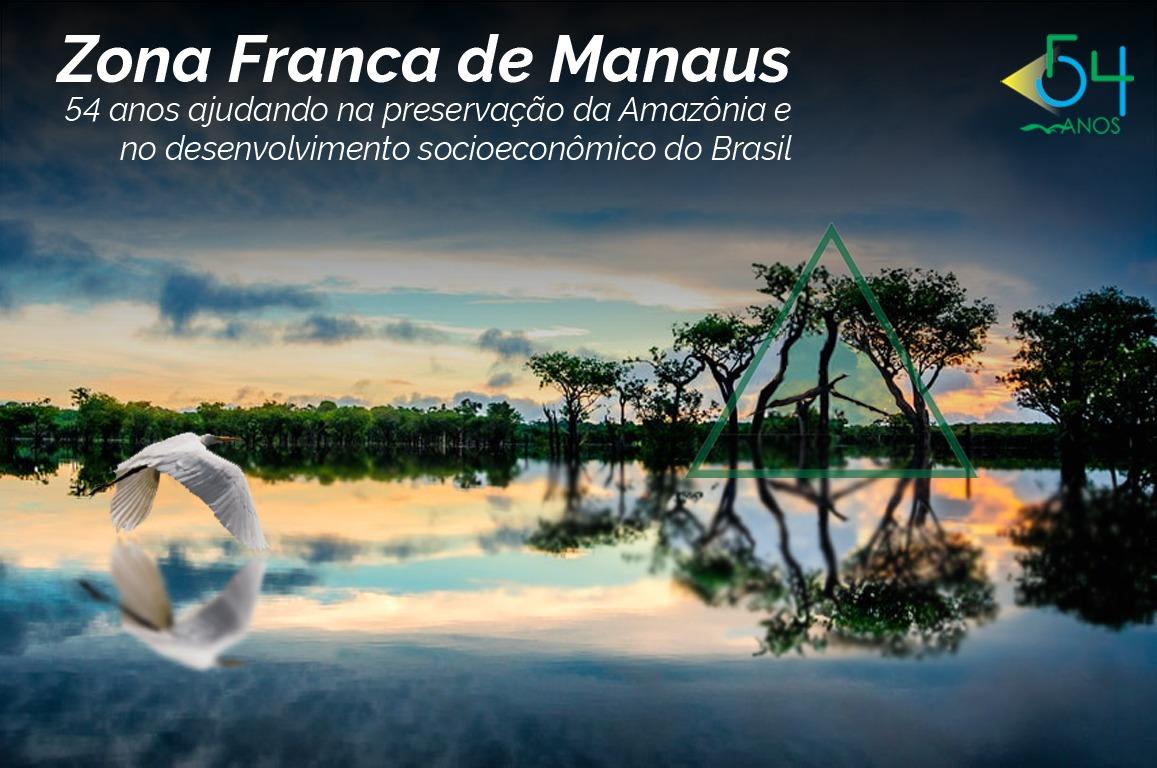 Ao longo de mais de cinco décadas de existência, a Zona Franca de Manaus contribui para a geração de centenas de milhares de empregos por todo o País.