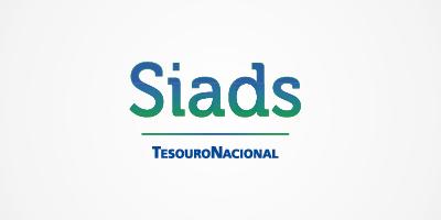 Página do Siads