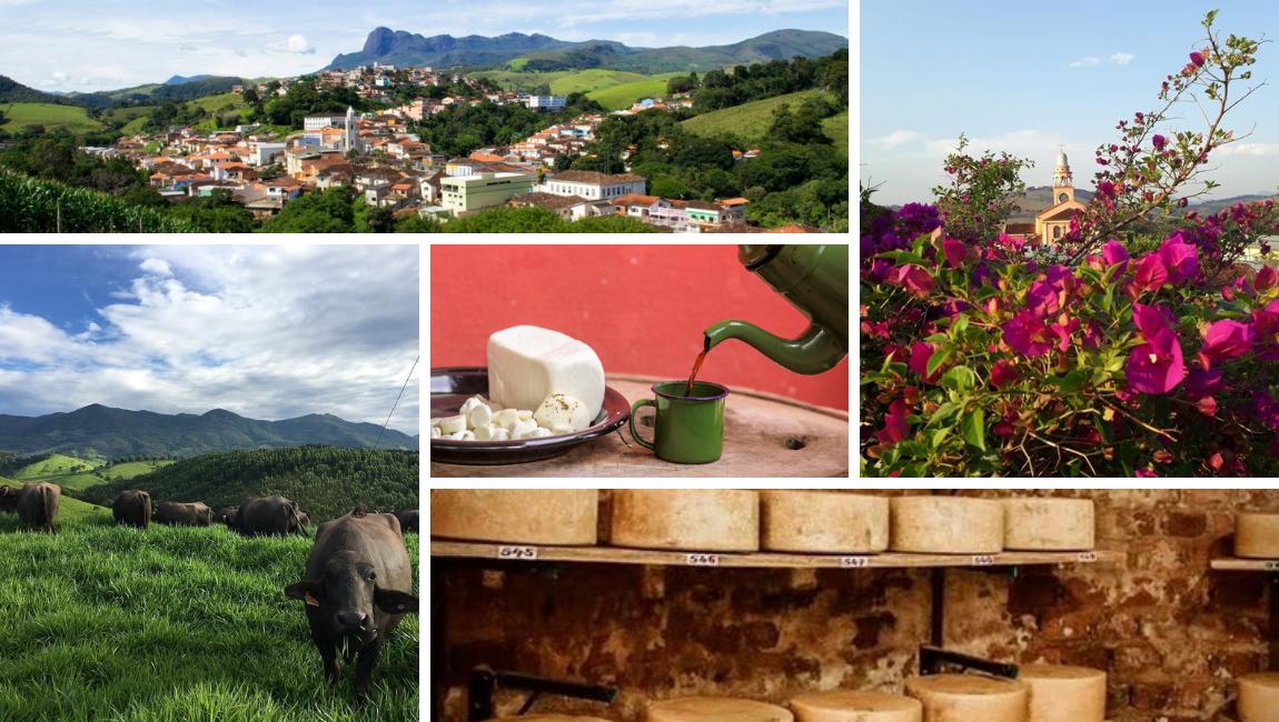 Queijos premiados e outros atrativos regionais compõem o roteiro no Sul de Minas Gerais, mais um dos contemplados pela parceria entre MTur, MAPA e UFF voltada ao fomento do turismo no campo