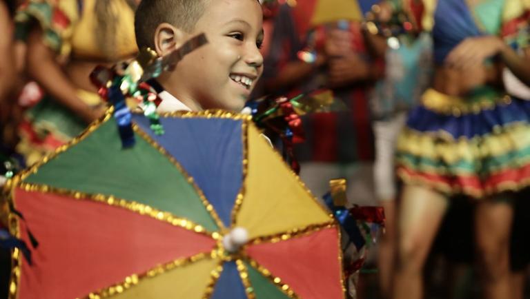 O Frevo é considerado um Patrimônio Cultural desde 2007. Crédito: Prefeitura do Recife