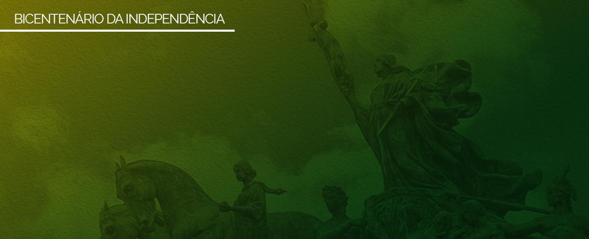 Programa faz parte das ações de comemorações dos 200 anos da independência do Brasil